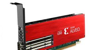 Xilinx Alveo U50 Cover