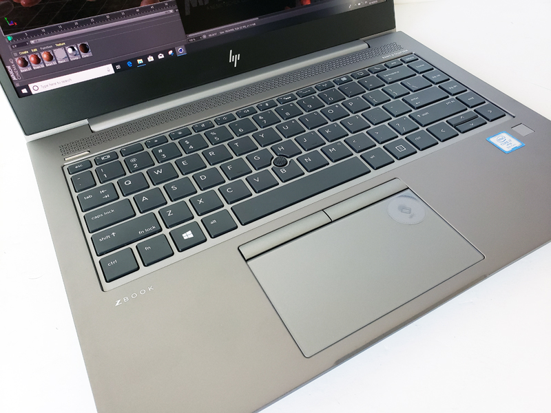 ZBook 14u G6 Keyboard