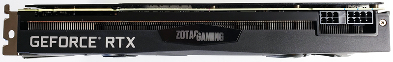 ZOTAC RTX 2070 SUPER Top