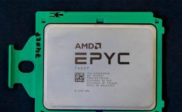 AMD EPYC 7402p Cover