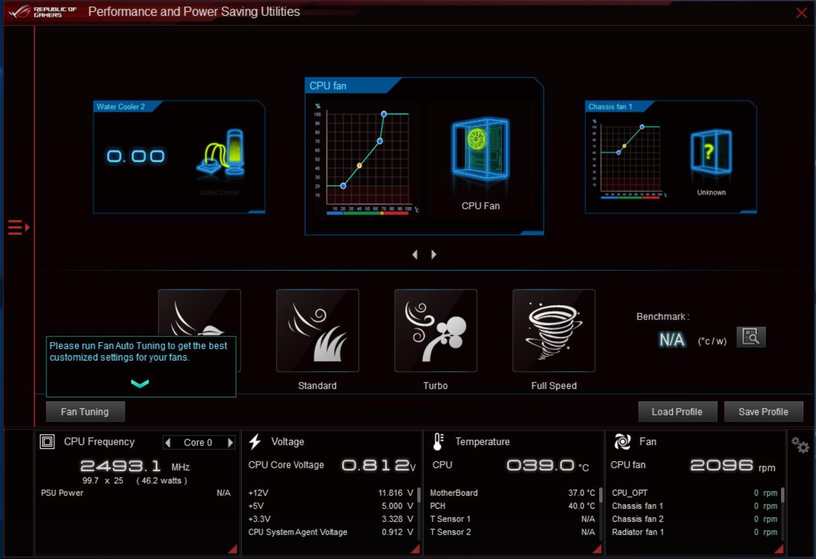 ASUS ROG Dominus Extreme ASUS AI Suite 3 2