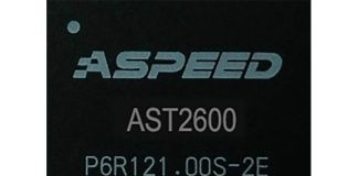 Aspeed AST2600 Cover