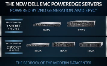 Dell EMC PowerEdge AMD EPYC 7002 Series Cover