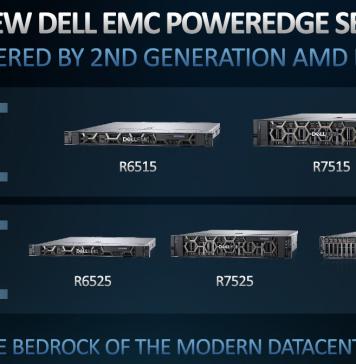 Dell EMC PowerEdge AMD EPYC 7002 Series Cover