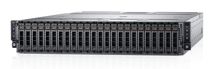 Dell EMC PowerEdge C6525 Front