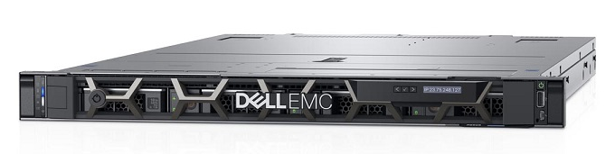 Dell EMC PowerEdge R6525 Front