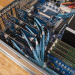 Gigabyte R272 Z32 CNV3024 NVMe Risers