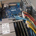 Gigabyte R272 Z32 OCP Slot Usage