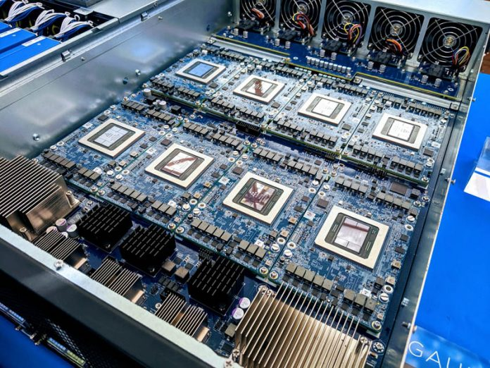 Habana Labs Gaudi HLS 1 OAM System