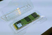 Intel 665p NVMe SSD