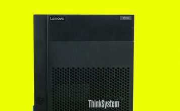 Lenovo ThinkSystem ST250 Cover