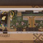 MikroTik CRS312 4C 8XG RM Internal From Rear