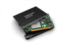 Samsung PM1733 U.2 SSD Front