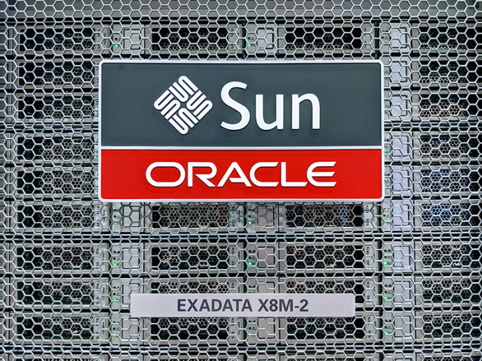 Sun Oracle Exadata X8M 2 Cover