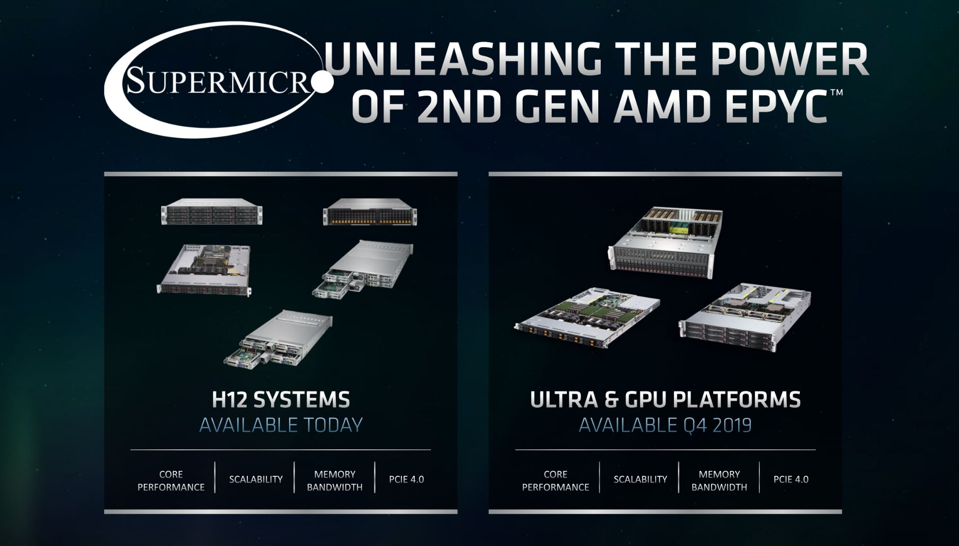 Supermicro AMD EPYC 7002 GPU And Ultra Servers Coming