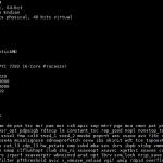 AMD EPYC 7282 Lscpu Output
