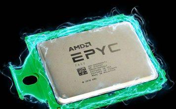 AMD EPYC 7642 Cover