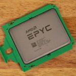 AMD EPYC 7742 Cover