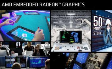 AMD Embedded Radeon Cover
