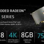 AMD Embedded Radeon E9390 GPU Specs