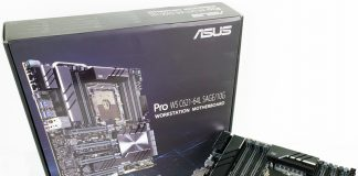 ASUS Pro WS C621 64L SAGE 10G