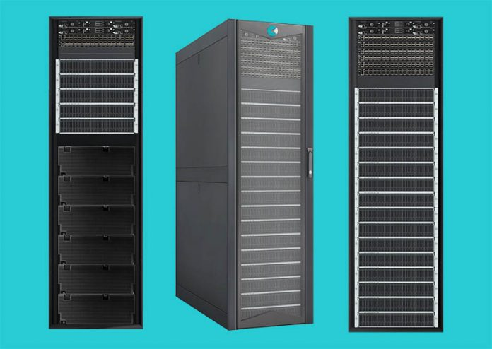 Cray ClusterStor E1000 STH Cover