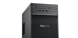 Dell EMC PowerEdge T40 Hero