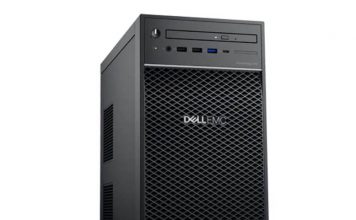 Dell EMC PowerEdge T40 Hero