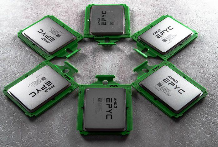 Epic AMD EPYC 7002 Cover 6 Chips