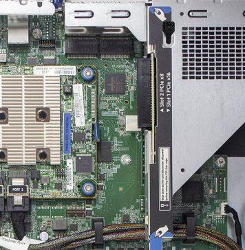 HPE ProLiant DL325 Gen10 Gen1 With Broadcom NIC And FlexLOM Open