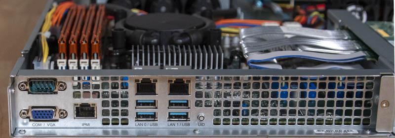ICC Vega R 116i Rear IO