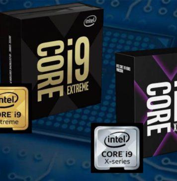 Intel Core I9 X Series Cover