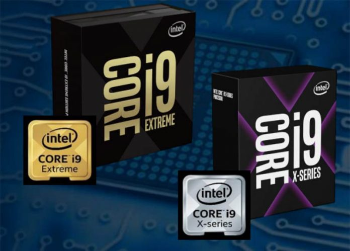 Intel Core I9 X Series Cover