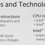 Intel Tremont New Instructions And Technology