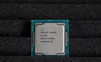 Intel Xeon E 2224 Cover Image