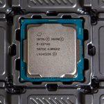 Intel Xeon E 2274G Cover