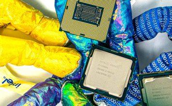Intel Xeon E 2288G Cover