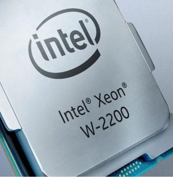 Intel Xeon W 2200 Series Cover Image