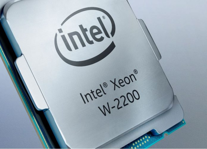 Intel Xeon W 2200 Series Cover Image