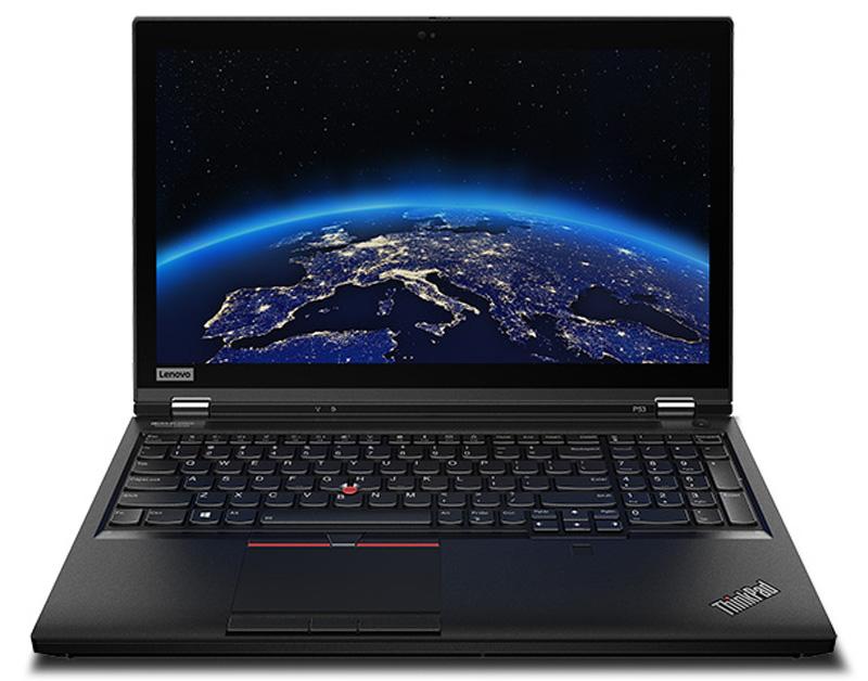 Lenovo ThinkPad P53 A Xeon and Quadro RTX Powered Notebook