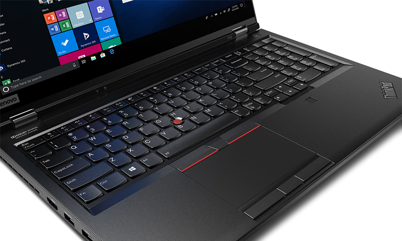 Lenovo ThinkPad P53 Keyboard
