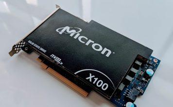 Micron X100 Cover