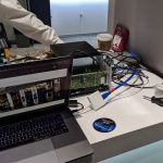 MikroTik CRS305 In VMware On Arm At TechCon 2019
