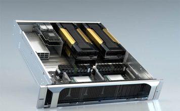 NVIDIA EGX System Render