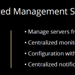 Synology Centralized Management System For Business At Synology 2020