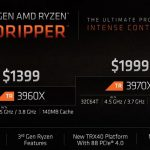 3rd Gen AMD Threadripper Features And Pricing