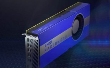 AMD Radeon Pro W5700 Cover