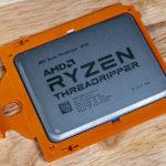 AMD Ryzen Threadripper 3970X Cover