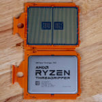 AMD Ryzen Threadripper 3970X Top And 3960X Bottom