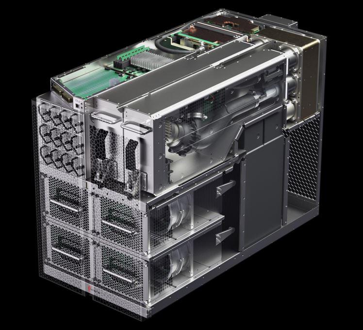 Cerebras CS 1 System Cutaway